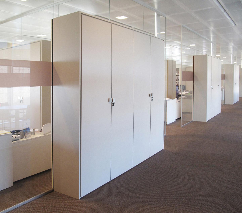 pareti mobili divisorie in vetro mobili ufficio design in legno vetrate attrezzate attrezzata ...