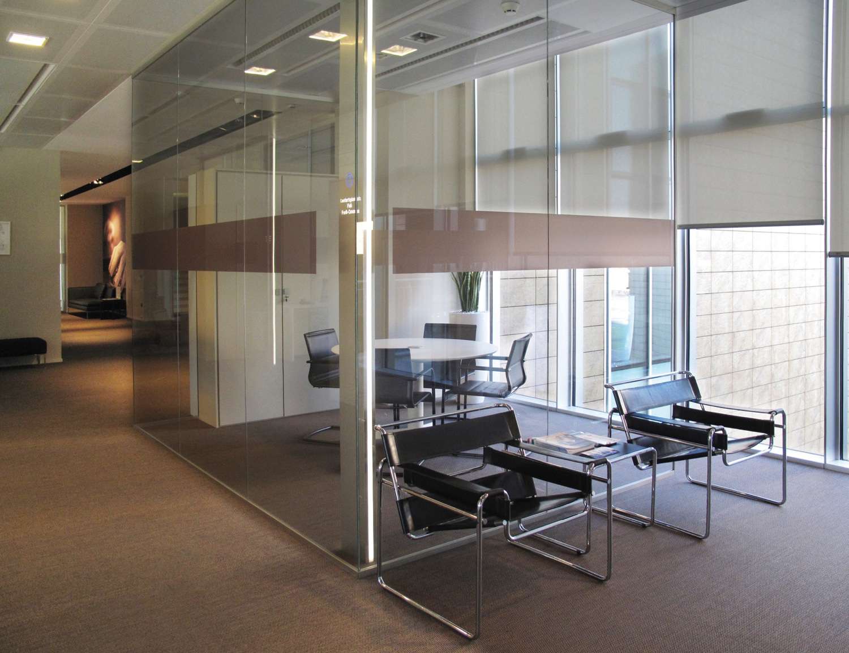 Pareti mobili divisorie in vetro mobili ufficio design in - Pareti divisorie in vetro per interni casa prezzi ...