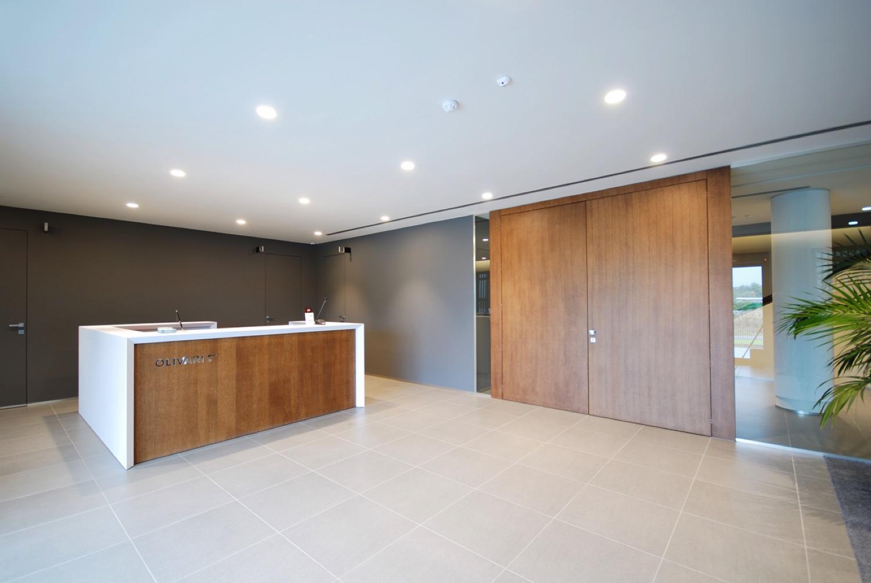 abbastanza Pareti divisorie design per ufficio in vetro, legno, classiche e  TR07