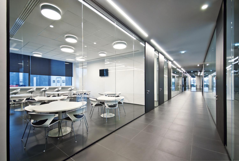 Le domande pi frequenti sulle pareti divisorie attrezzate for Uffici moderni