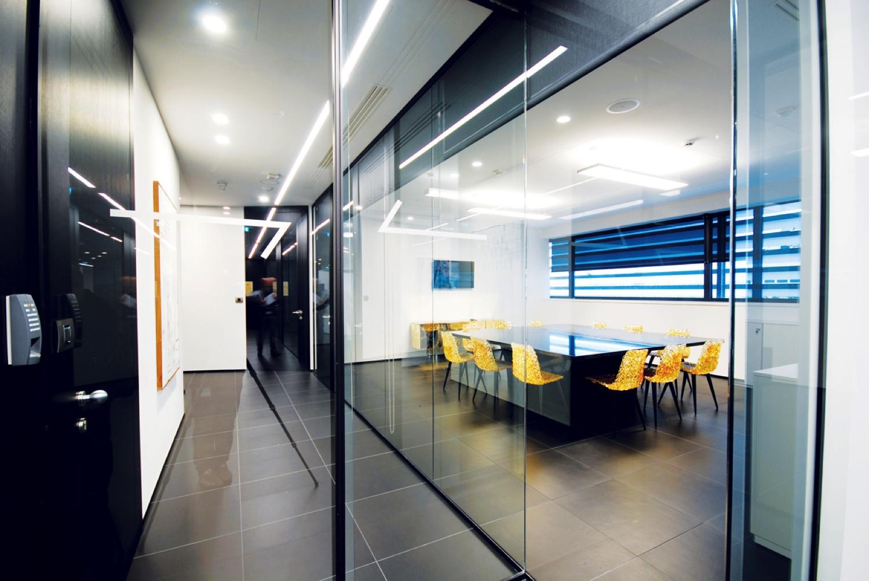 Uffici di bergamo for Design ufficio