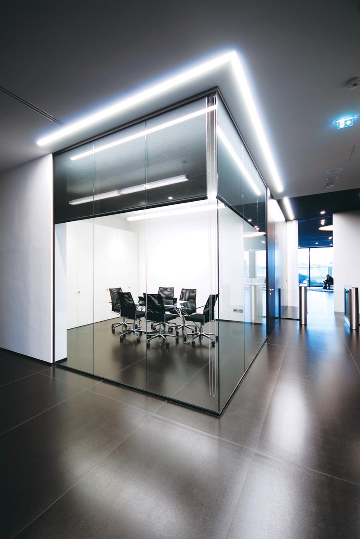 Uffici di bergamo for Ufficio architetto design