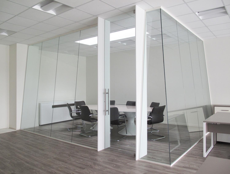 Parete Divisoria In Legno pareti mobili divisorie in vetro mobili ufficio design in